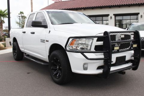 Pre-Owned 2014 Ram 1500 4WD Quad Cab 140.5 Express