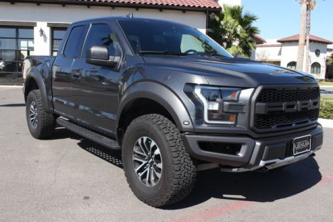 2019 Ford F-150 Raptor 4WD SuperCab 5.5' Box