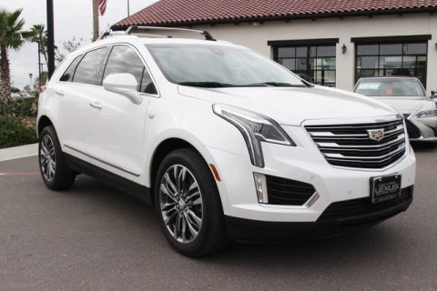 Pre-Owned 2017 Cadillac XT5 FWD 4dr Premium Luxury
