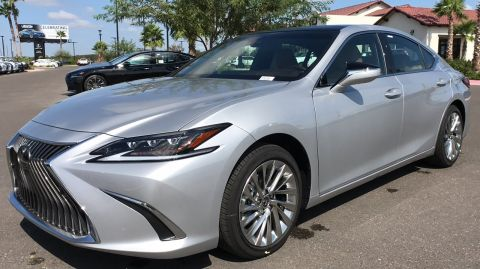2019 LEXUS ES 350 ES 350 Ultra Luxury
