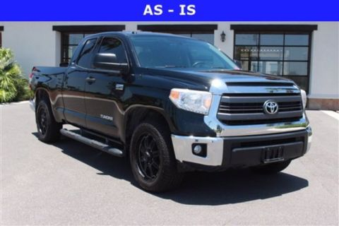 2015 Toyota Tundra Double Cab 5.7L V8 6-Spd AT SR5