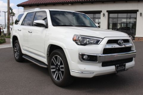 Pre-Owned 2018 Toyota 4Runner Limited 4WD