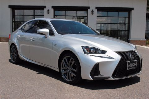 2019 Lexus IS IS 300 F SPORT RWD