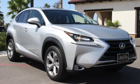 2017 Lexus NX NX Turbo AWD