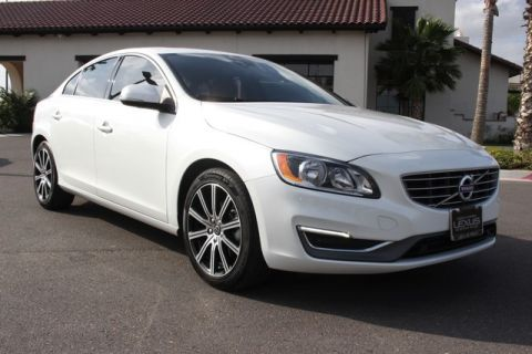 Pre-Owned 2018 Volvo S60 T5 FWD Inscription