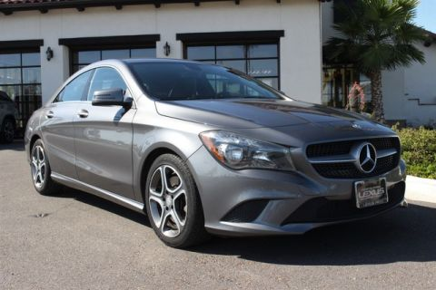 2014 Mercedes-Benz CLA CLA250 Coupe